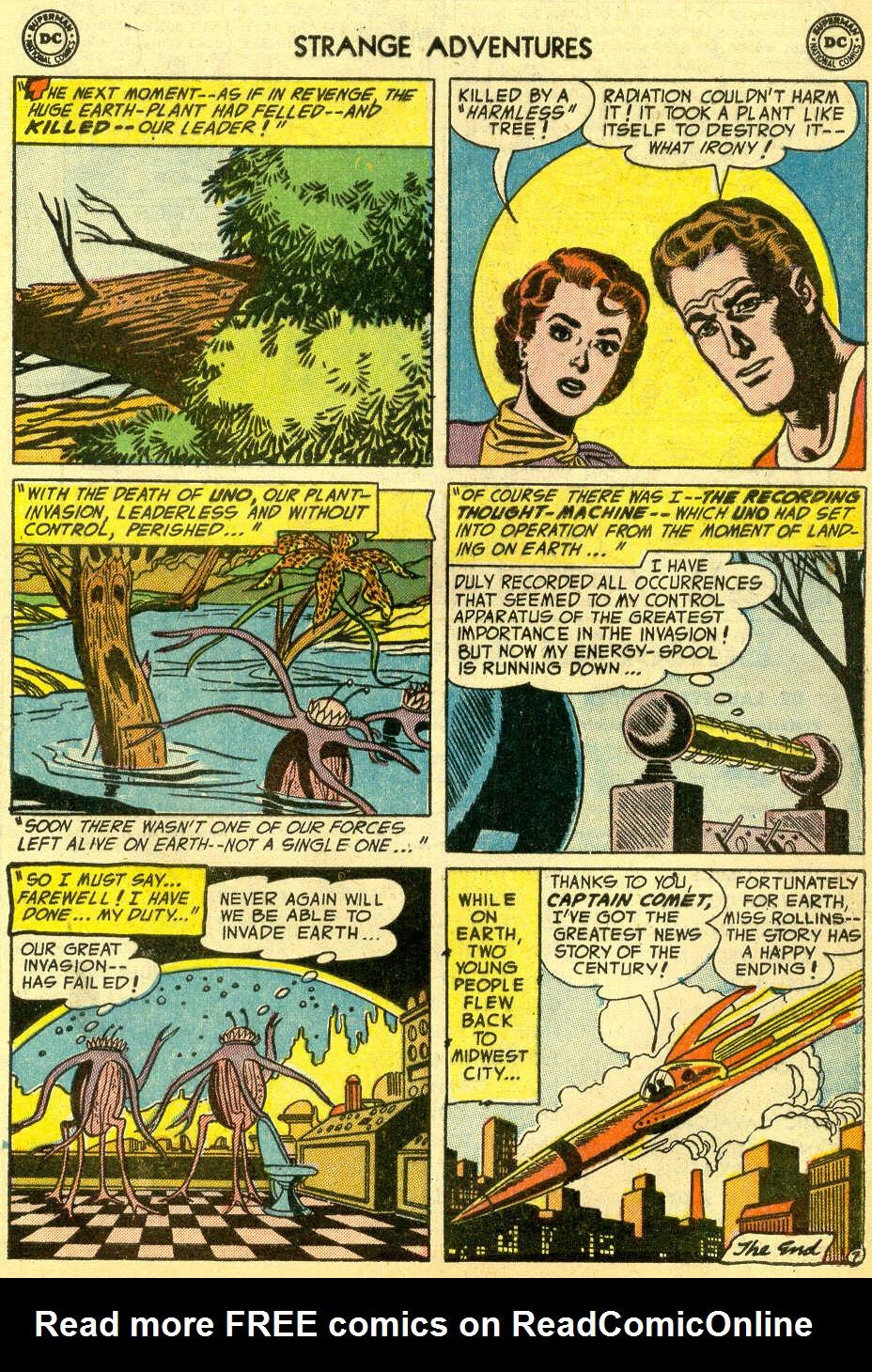 Strange Adventures (1950) issue 44 - Page 9