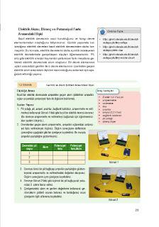 10. Sınıf Fizik Ders Kitabı Cevapları Berkay Yayınları Sayfa 23