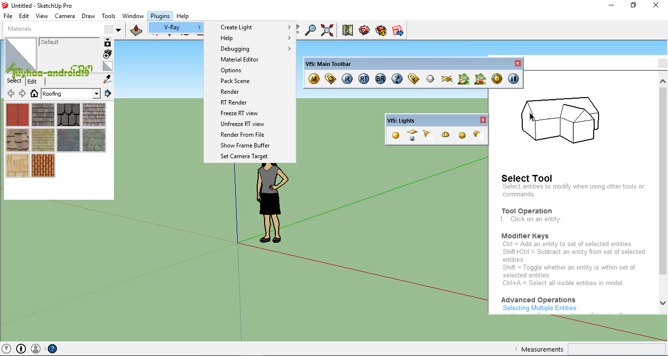 how to download sketchup pro 2014 for free