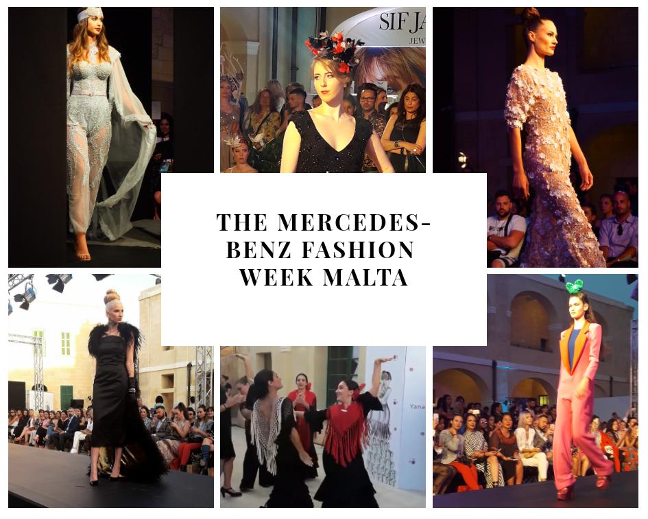 The Mercedes-Benz Fashion Week Malta 2018