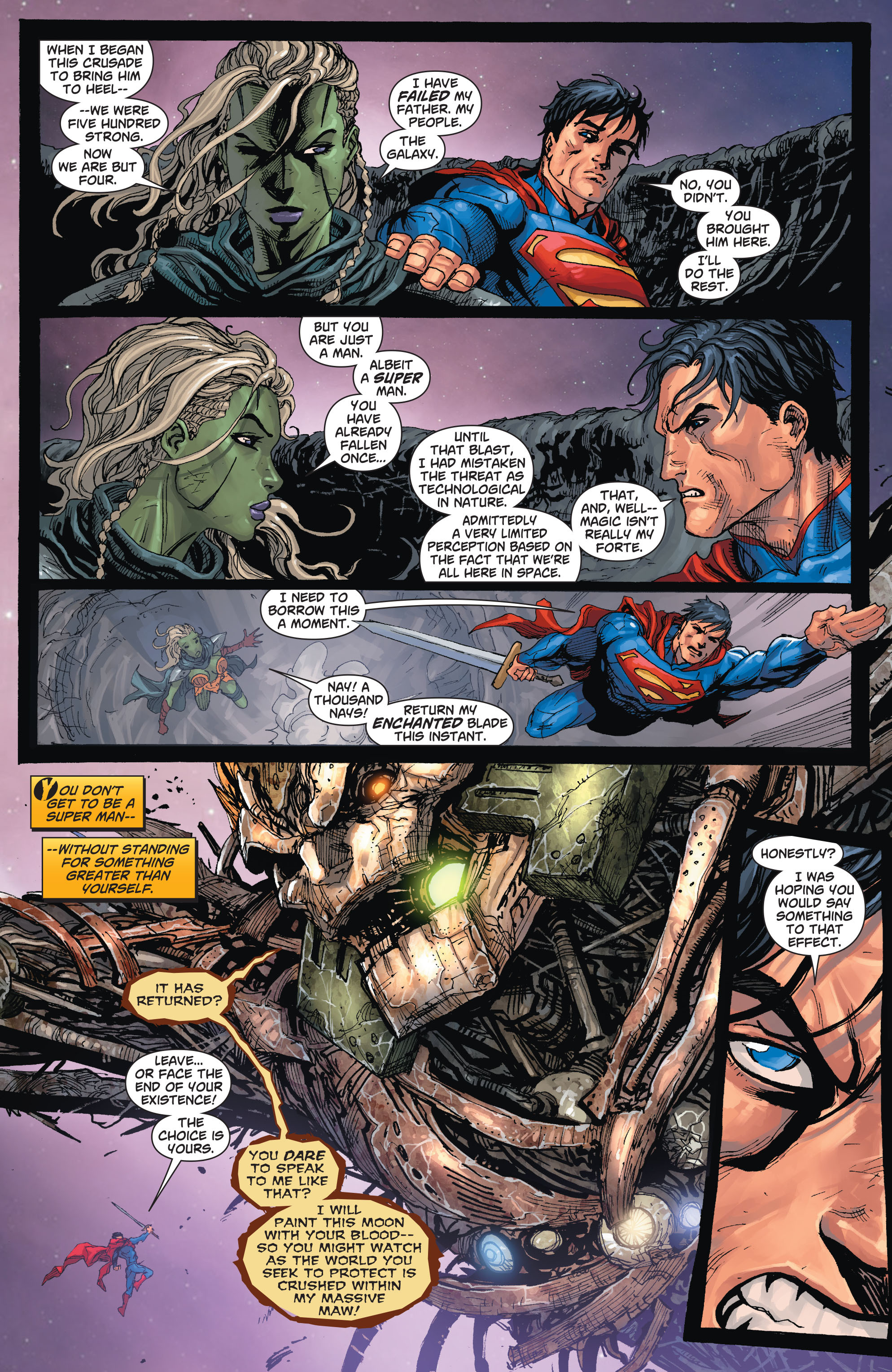 Read online Action Comics (2011) comic -  Issue #23 - 13