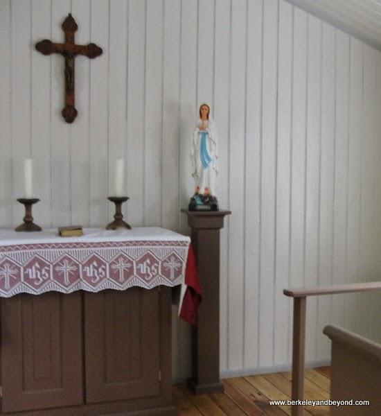 The Little Chapel in Faskrudsfjordur, Iceland