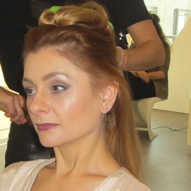 Chrissie aus der Edelfabrik, Styling, Berlinale