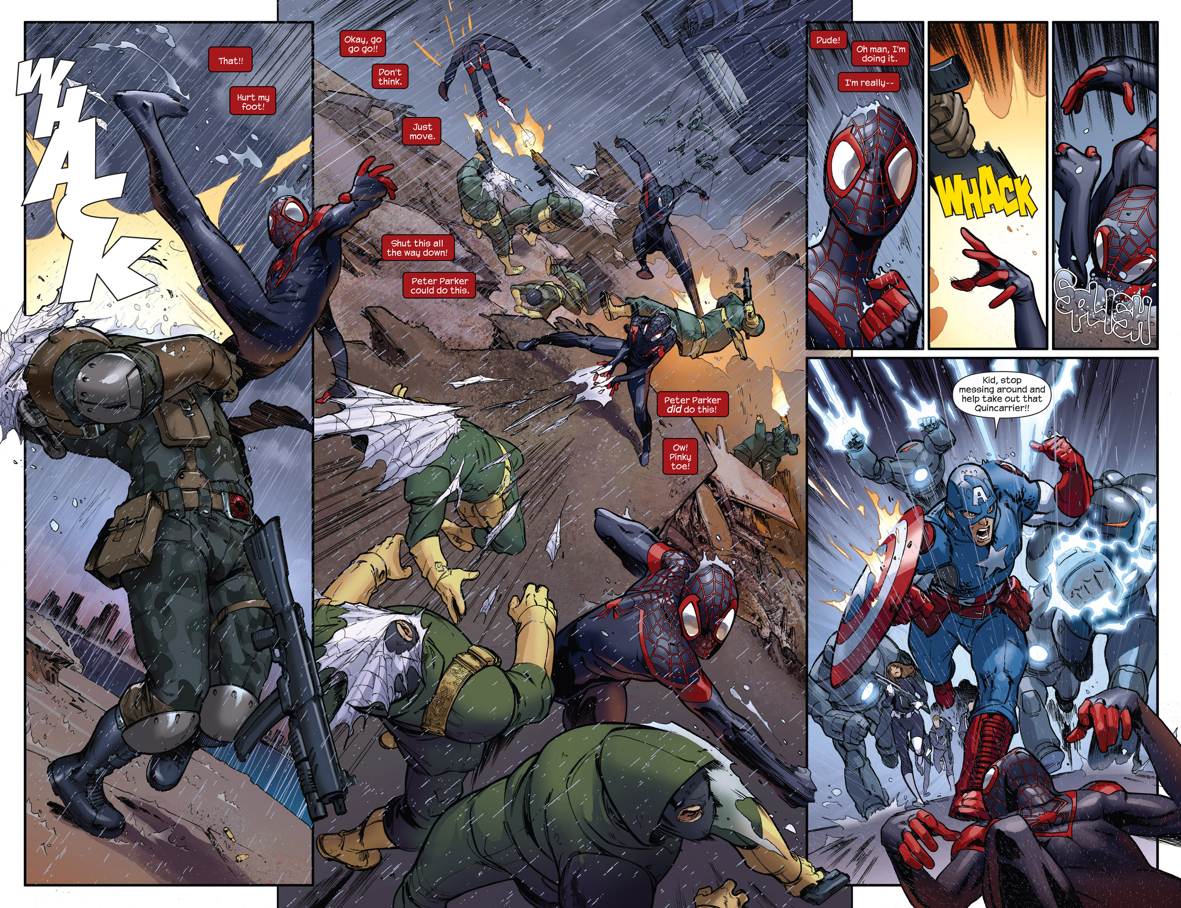 Read online Ultimate Comics Spider-Man (2011) comic -  Issue #16 - 11