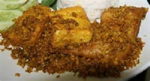 Resep Ayam Goreng Kemiri enak dan lezat