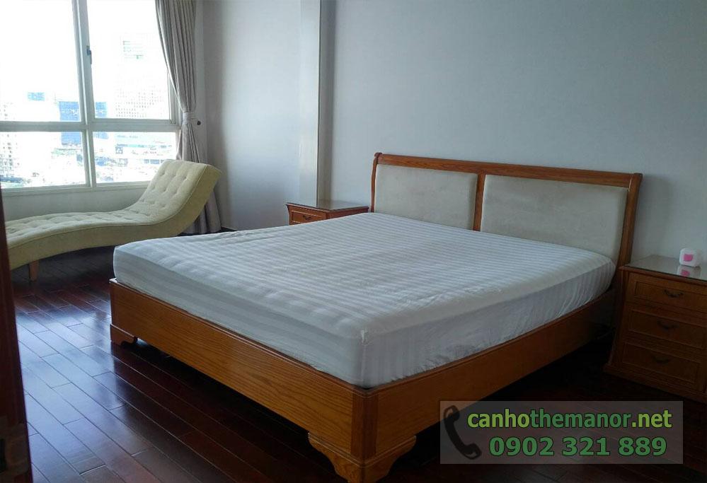 Bán căn hộ The Manor 3 phòng ngủ full nội thất - hình 3