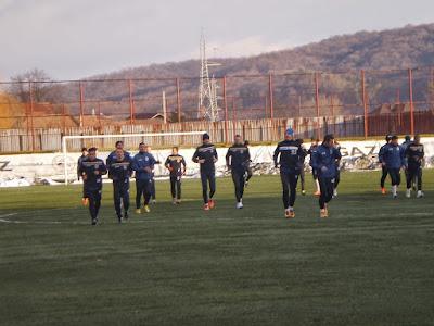 Lotul Gazului se va reuni luni la stadion