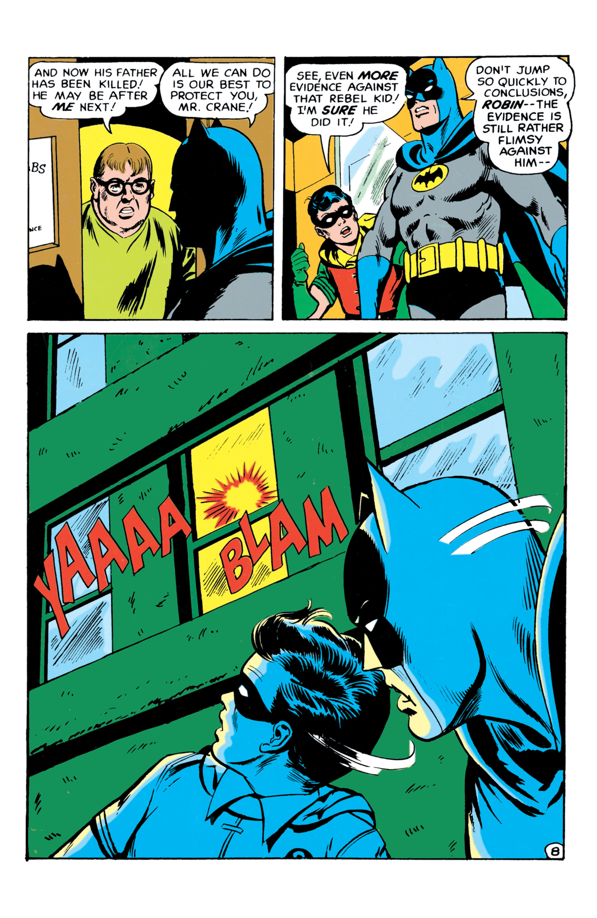 Detective Comics (1937) 627 Page 13