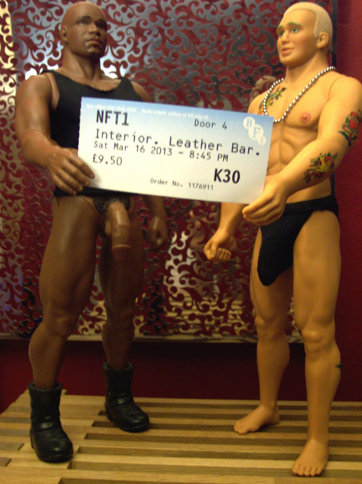 from Amir festival film gay lesbian london