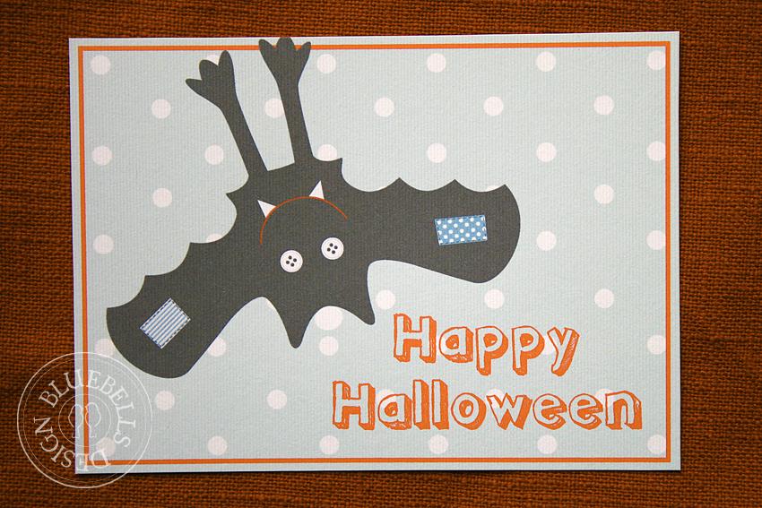 Non Festeggio Halloween.Bluebells Design Happy Halloween