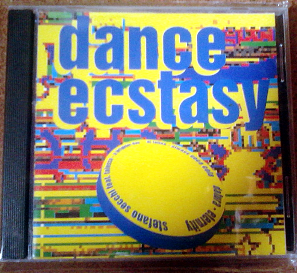 dance vs house dance ecstasy vol 01 paradoxx music 1996