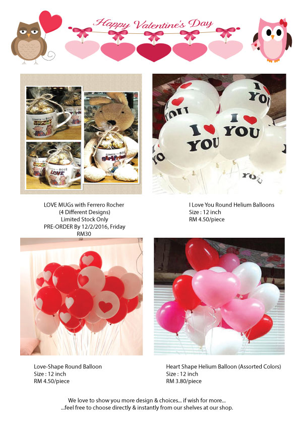 Something Special To You Malaysia Wedding One Stop Shop Valentine S