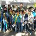 Carabineros Molina Instaló Stand Informativo en Plaza de Armas de Molina