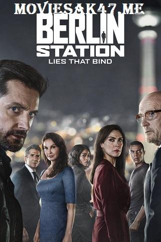 Berlin Station Season 2 Download in 480p & 720p HEVC