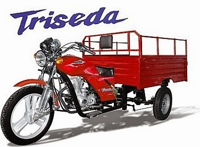 Harga Motor Roda Tiga