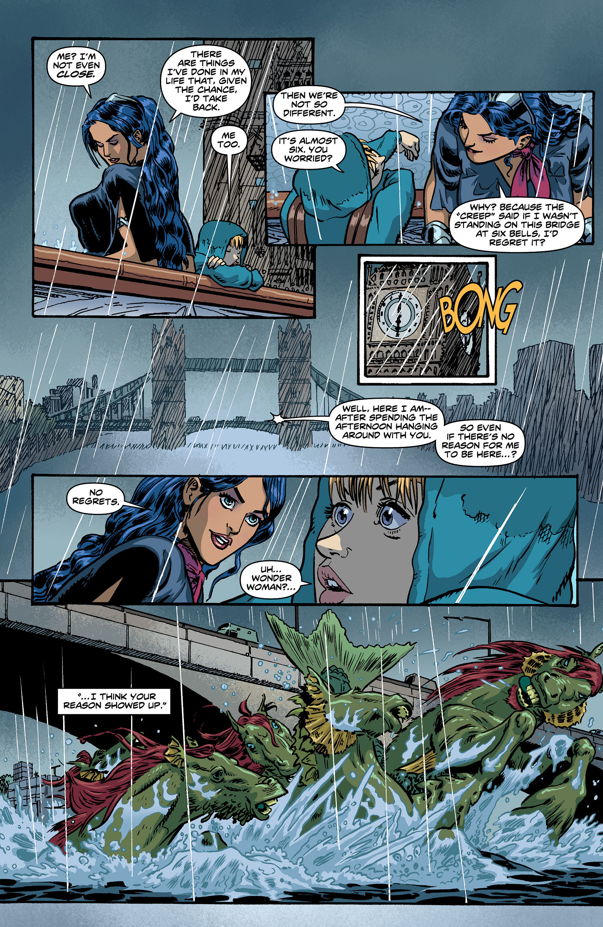 Read online Wonder Woman (2011) comic -  Issue #5 - 13
