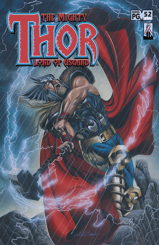 Thor (1998) Issue #52 #53 - English 1