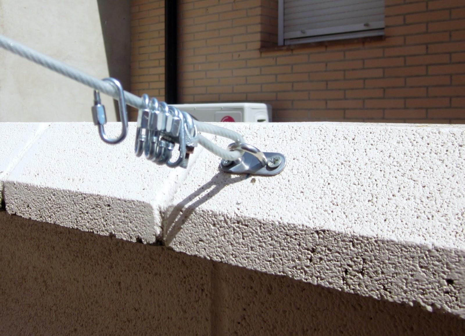 I d e a toldo corredizo casero for Tipos de toldos para patios