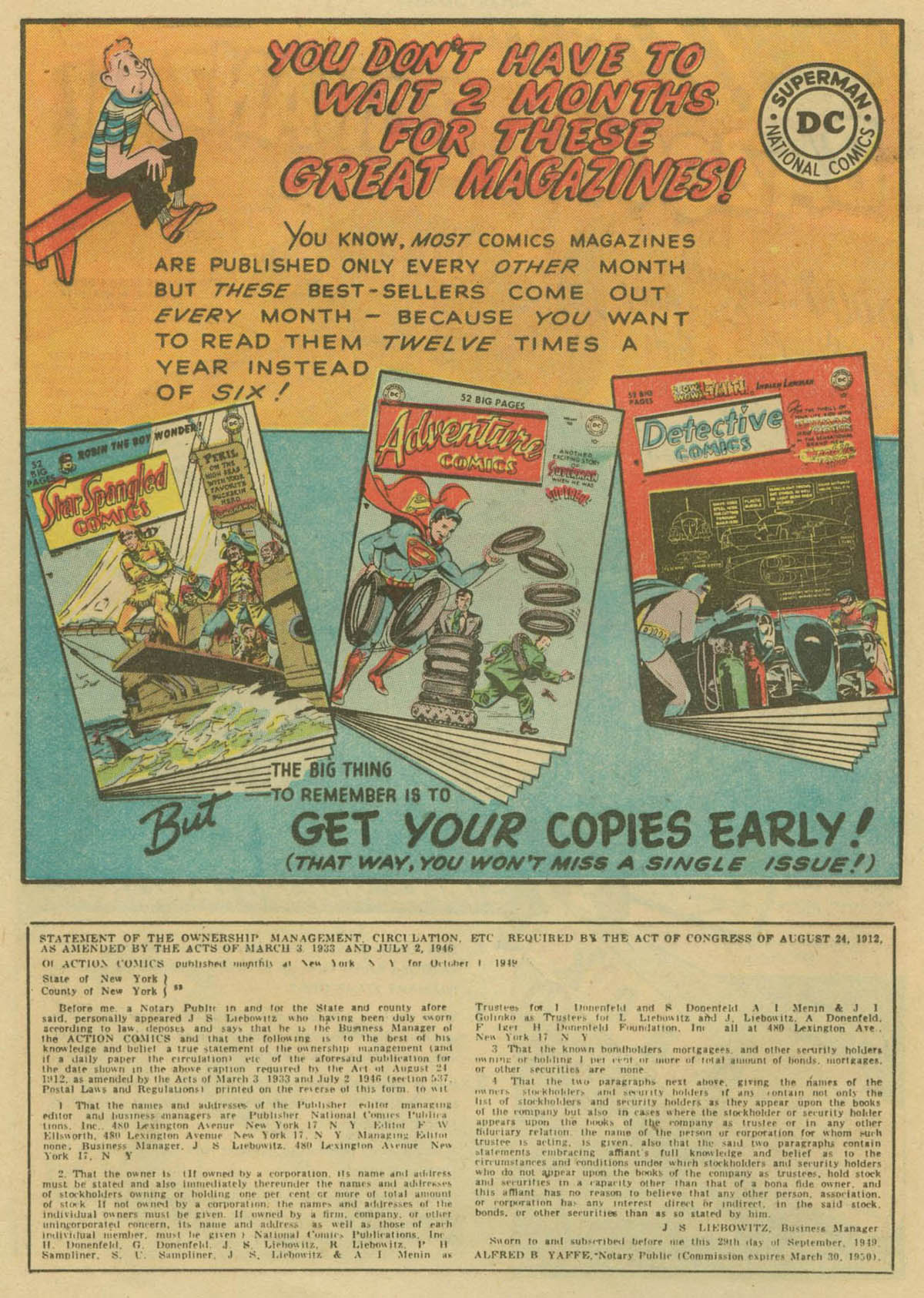 Read online Action Comics (1938) comic -  Issue #141 - 15