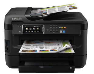 Epson WorkForce WF-7620DTWF Drivers