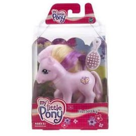 My Little Pony Fluttershy Rainbow Ponies  G3 Pony