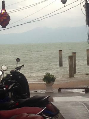 Koh Samui, Thailand daily weather update; 3rd December, 2016