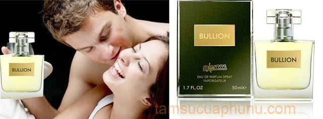 Nước hoa nam Bullion - Nước hoa Damode Pháp chính hiệu