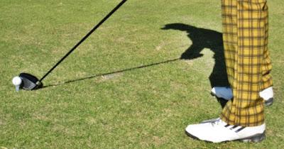 ゴルフで大切なバランス感覚!このインソールで解決してください!