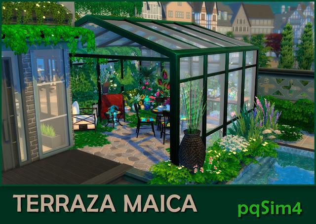 Terraza Maica Detalle 4