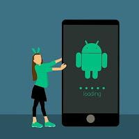 Asyiknya ngeblog pake Ponsel Android