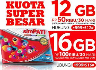 Paket Internet Super Murah Telkomsel