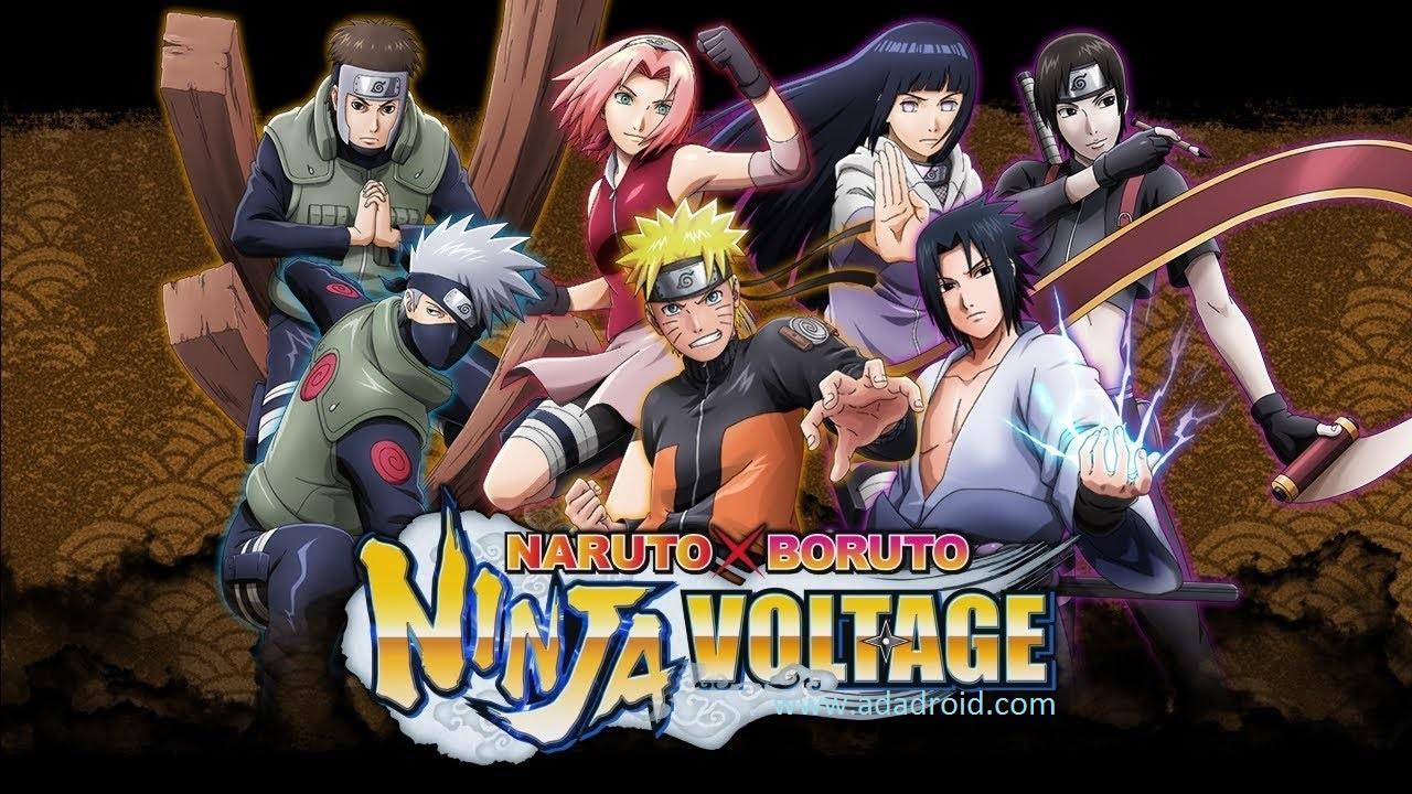 Naruto X Boruto Ninja Voltage Apk Online v1.0 Android