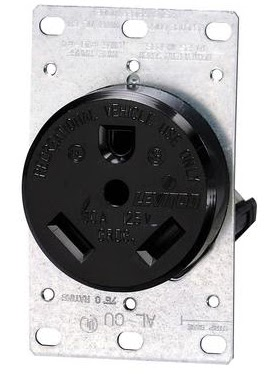 220 wiring diagram single phase motor capacitor the rv doctor: electrical; home receptacle quandry