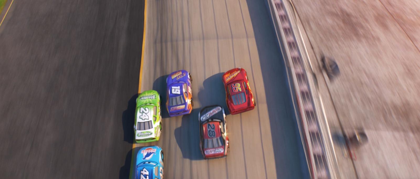 Cars 3: Phil Tankson (Nitroade)