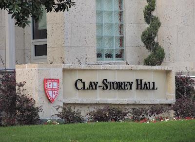 Clay-Storey Hall at St. Thomas HS