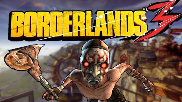 Gearbox Raise Borderlands 3 Revealed at PAX East, video games news