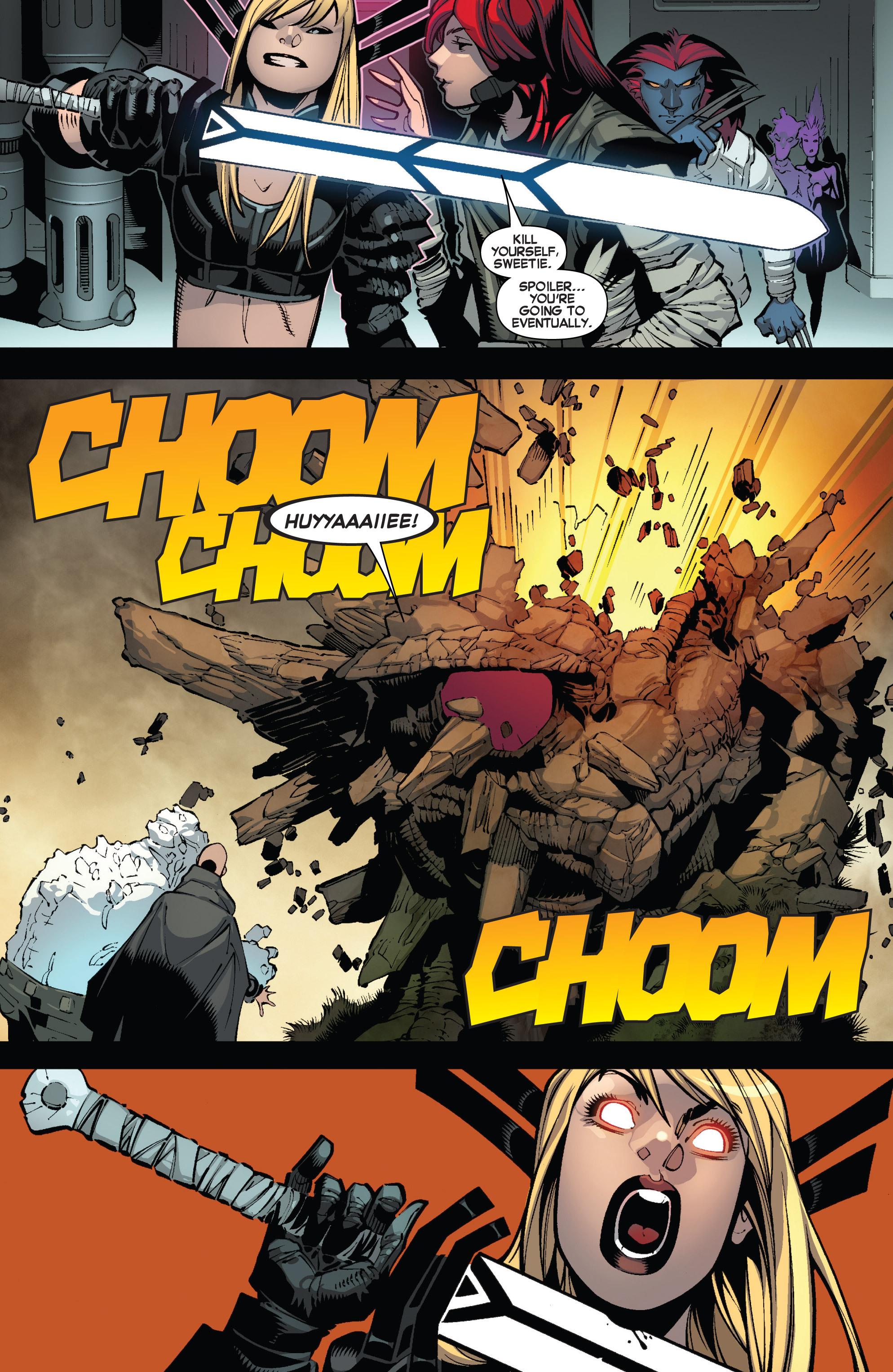Read online Uncanny X-Men (2013) comic -  Issue #13 - 15