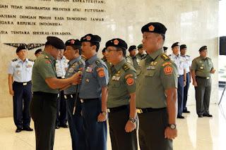 Interoperabilitas Faktor Penentu Membangun Postur TNI yang Profesional