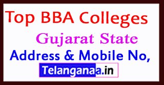Top BBA Colleges in Gujarat