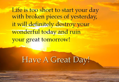 Great Day Quotes And Sayings