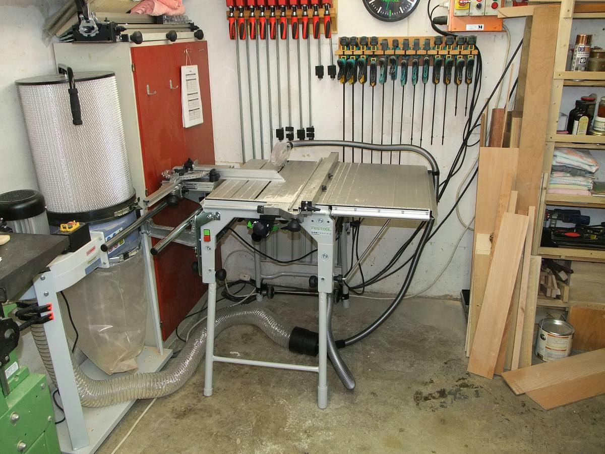 michas holzblog: neuzugang in der werkstatt - festool precisio cs 70