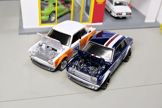 Hot Wheels hood Datsun Bluebird 510