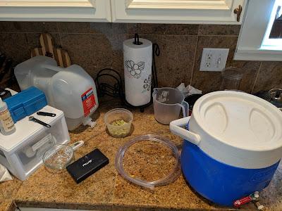 Salivator II Sour Doppelbock Recipe