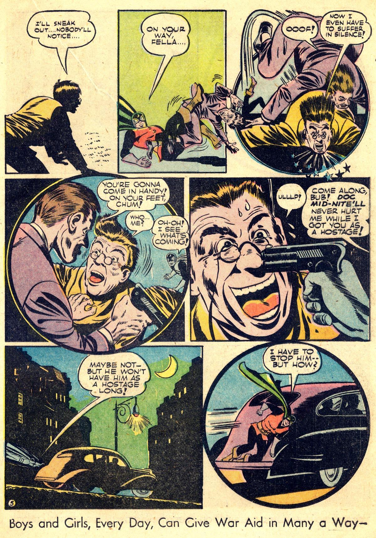 Read online All-American Comics (1939) comic -  Issue #60 - 31