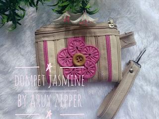 Dompet Resleting Jasmin 012