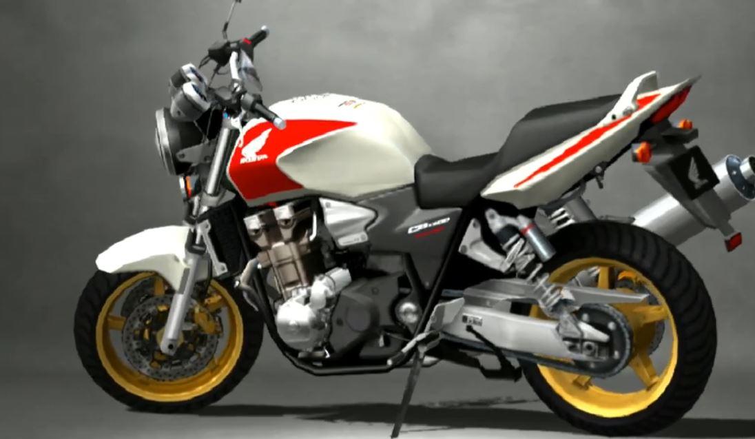 Honda CB1300 Super Four 2005