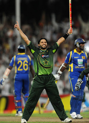 Shahid Afridi Pictures And Photos