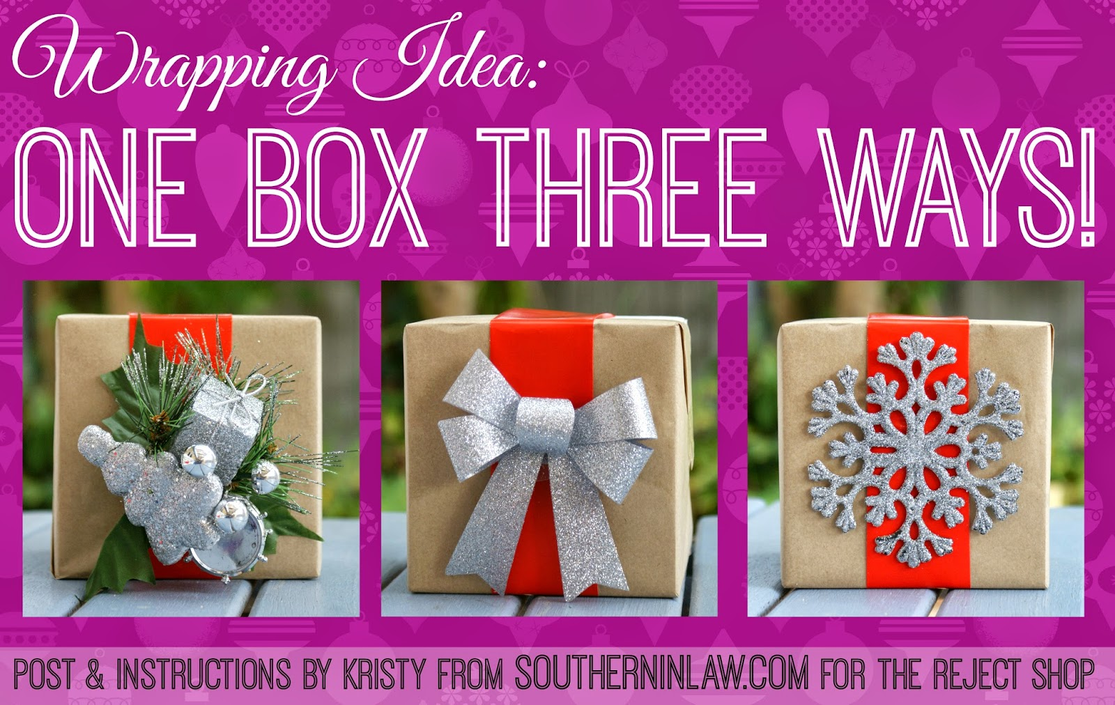 Beautiful Gift Wrapping Ideas on a Budget - How to Wrap A Beautiful Gift