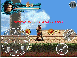 Prince of persia the forgotten sands 400x240 Nokia ...