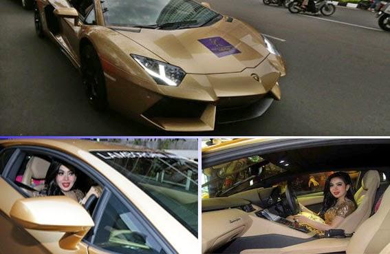 Gambar Mobil Sport Lamborghini Temahal, Tercepat